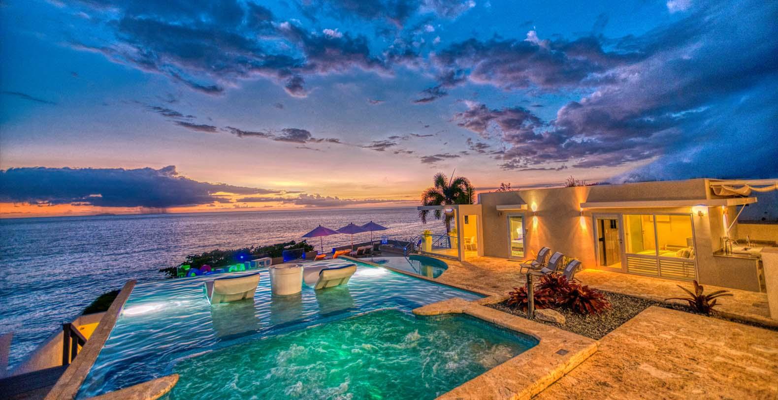 Beachfront Luxury Estate Puerto Rico Vacation Rentals Puerto Rico