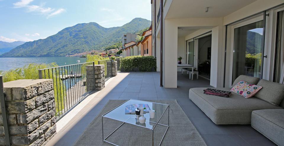 Residenza La Riva Lezzeno Lake Como Italy Vacation Rentals