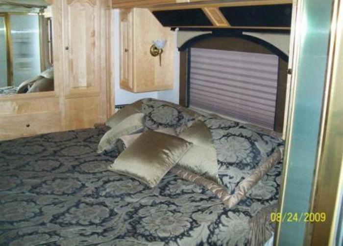 heated sofa recliner black futon 2003 fleetwood american eagle - athens al dreamfinders
