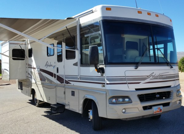 Used Rv Motorhomes For Sale By Owner - Year of Clean Water