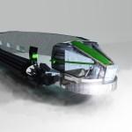 3D Mag Bus render