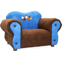 DreamFurniture.com - Fantasy Furniture Comfy Chair Sports
