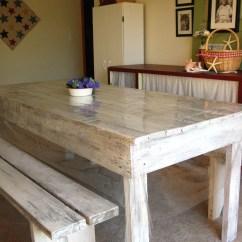 Whitewash Kitchen Table Lg Appliances Home Design Interior Monnie Shabby Chic Whitewashed