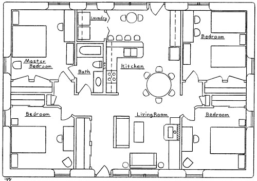 Summer Breeze House Plan