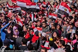 egypt revolution social media