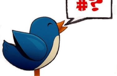 twitter hashtag