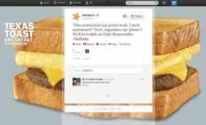 hardee's tweet