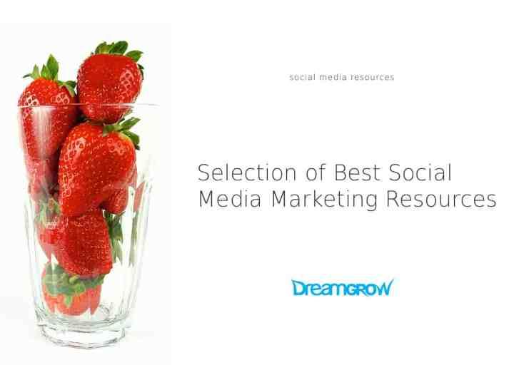 social media marketing collection