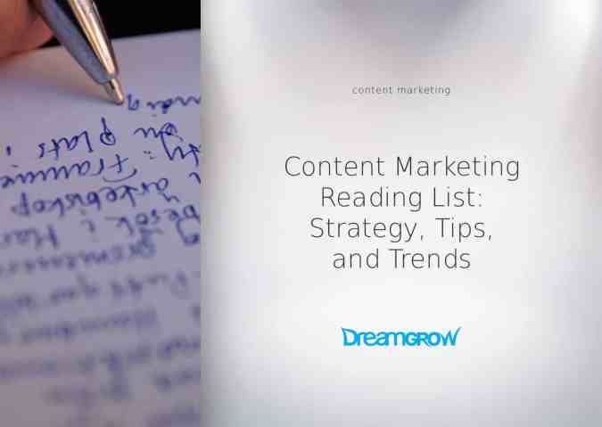 content marketing strategy tips trends