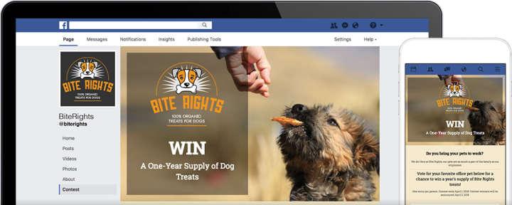 shortstack Facebook quizzes