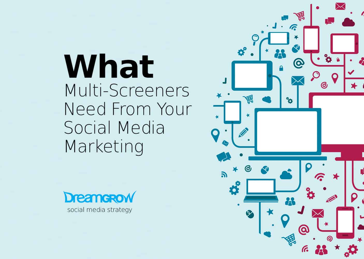 multi-screeners social media marketing