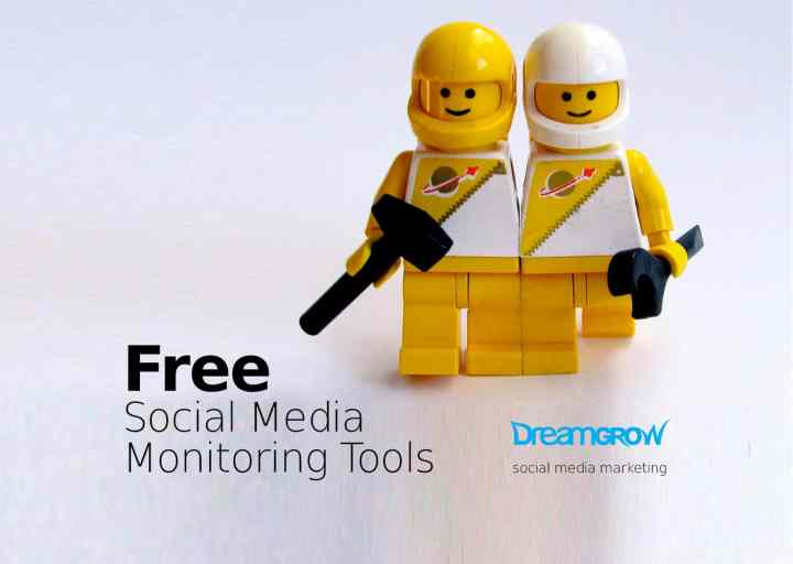 free social media monitoring tools