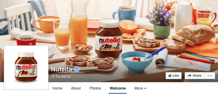 nutella-facebook-design