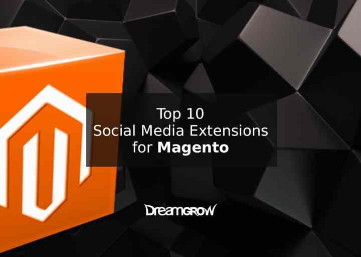 Magento Social Media Extensions