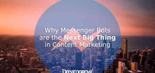 messenger bots content marketing