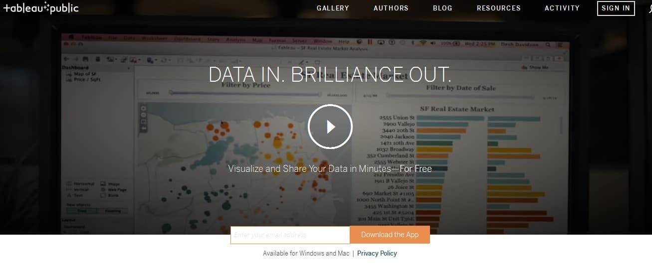 tableau-public-visual-tool