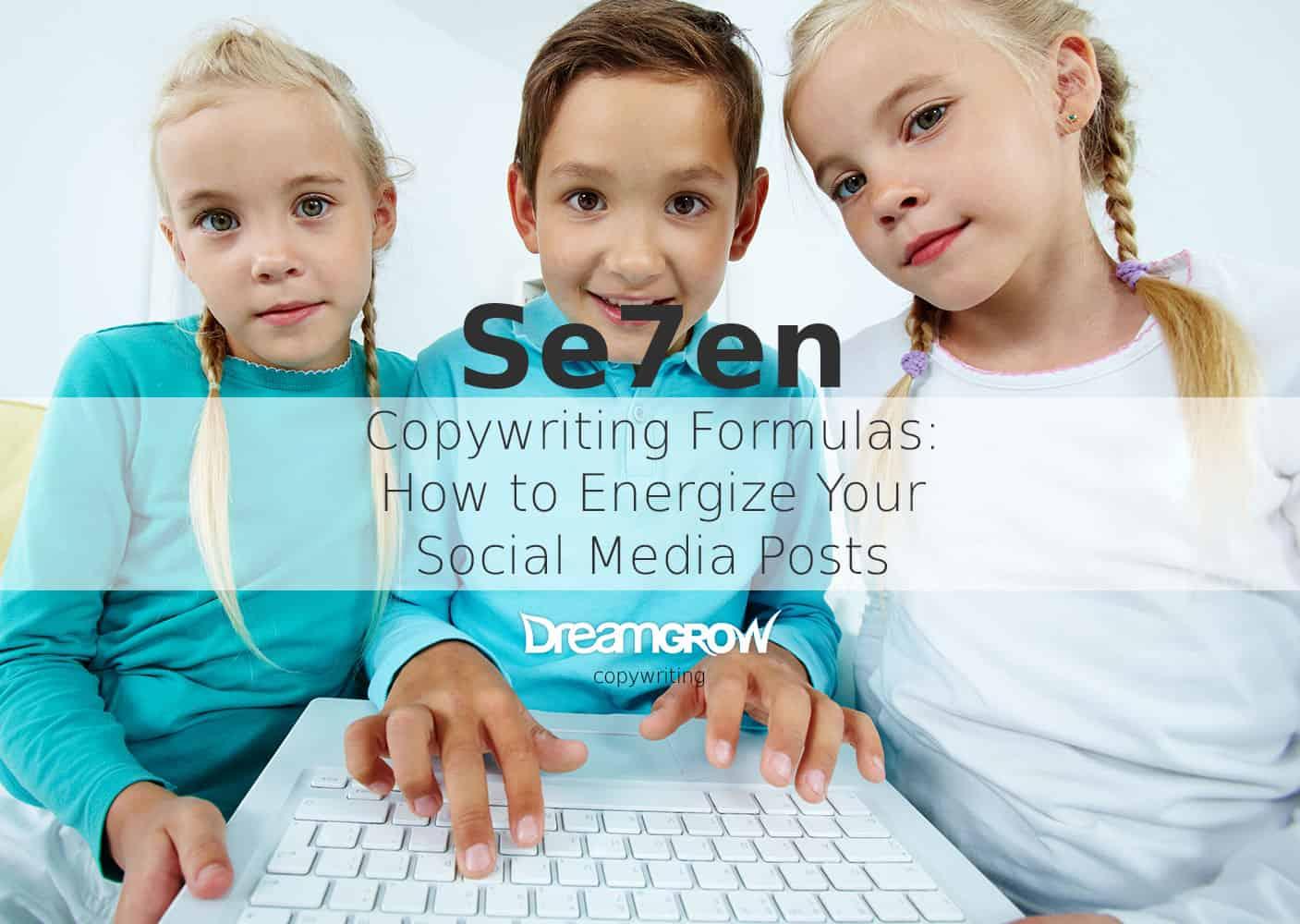 copywriting formulas social media