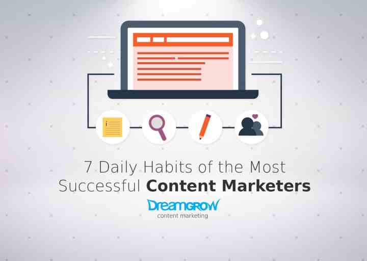 successful content marketers