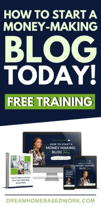 Want to start a blog that actually makes money? I will teach you to create and build a profitable blog from scratch, even if you are a beginner! #blogging #startablog #makemoney #blog
