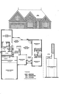 Custom House Plans - Dream Home Construction - Olive Branch MS