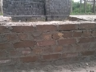 Method of brickwork