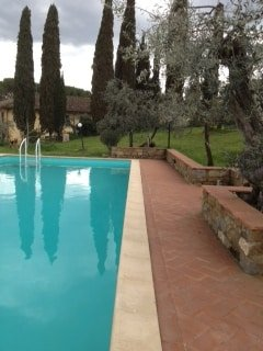 VILLA-Swimmingpool