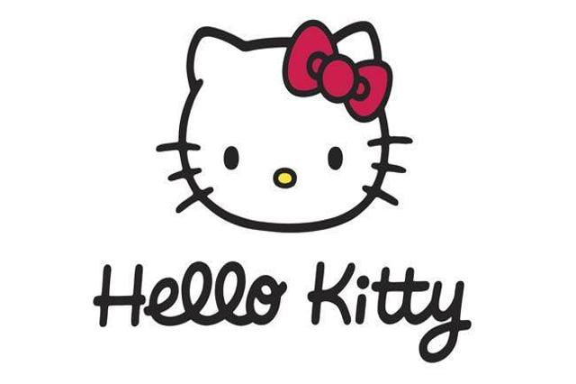 Hello Kitty Action Retouch Design