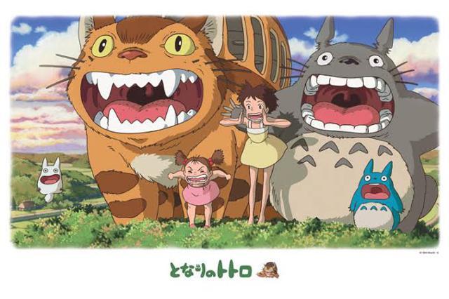 verità su Totoro