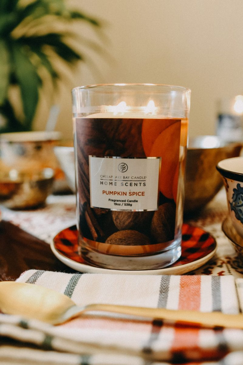 Chesapeake Bay Candles Home colelction Pumpkin Spice Scent