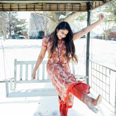 Lifestyle blog dreaming loud wearing Christie Tall Pull-On Boots