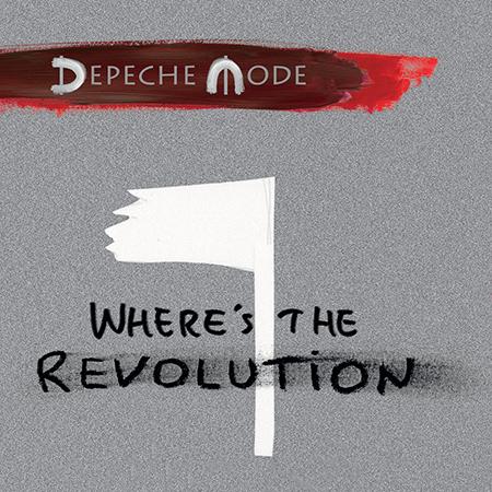 Depeche Mode Where's The Revolution