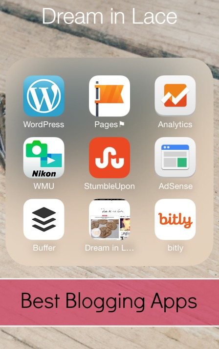 Best Apps for Blogging and Work