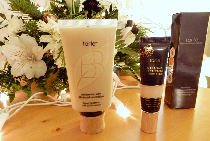 Tarte Cosmetics Maracuja Concealer and BB Cream Review