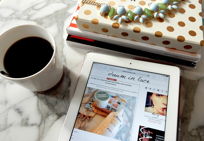 why-you-should-blog-and-create-content-dream-in-lace