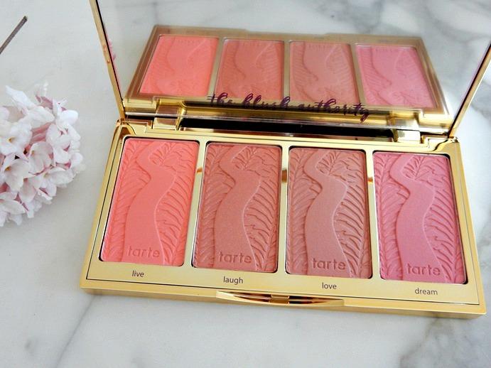 Makeup Tarte Tarteist Blush Palette Dream In Lace