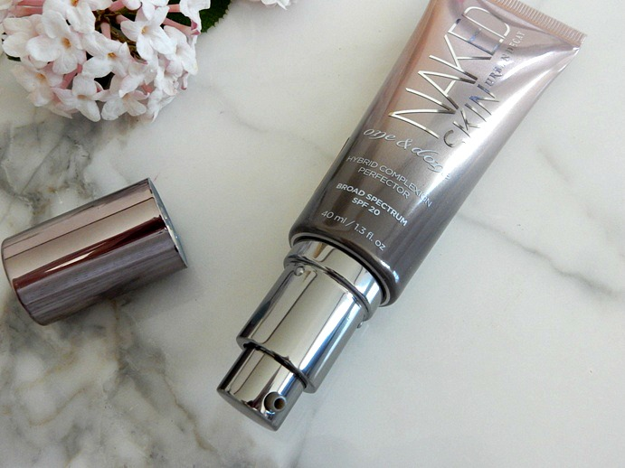 Urban Decay Naked Skin One & Done Review + Foundation