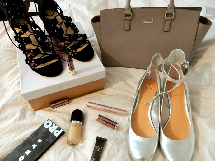 NYFW Planning and Packing - Dream in Lace