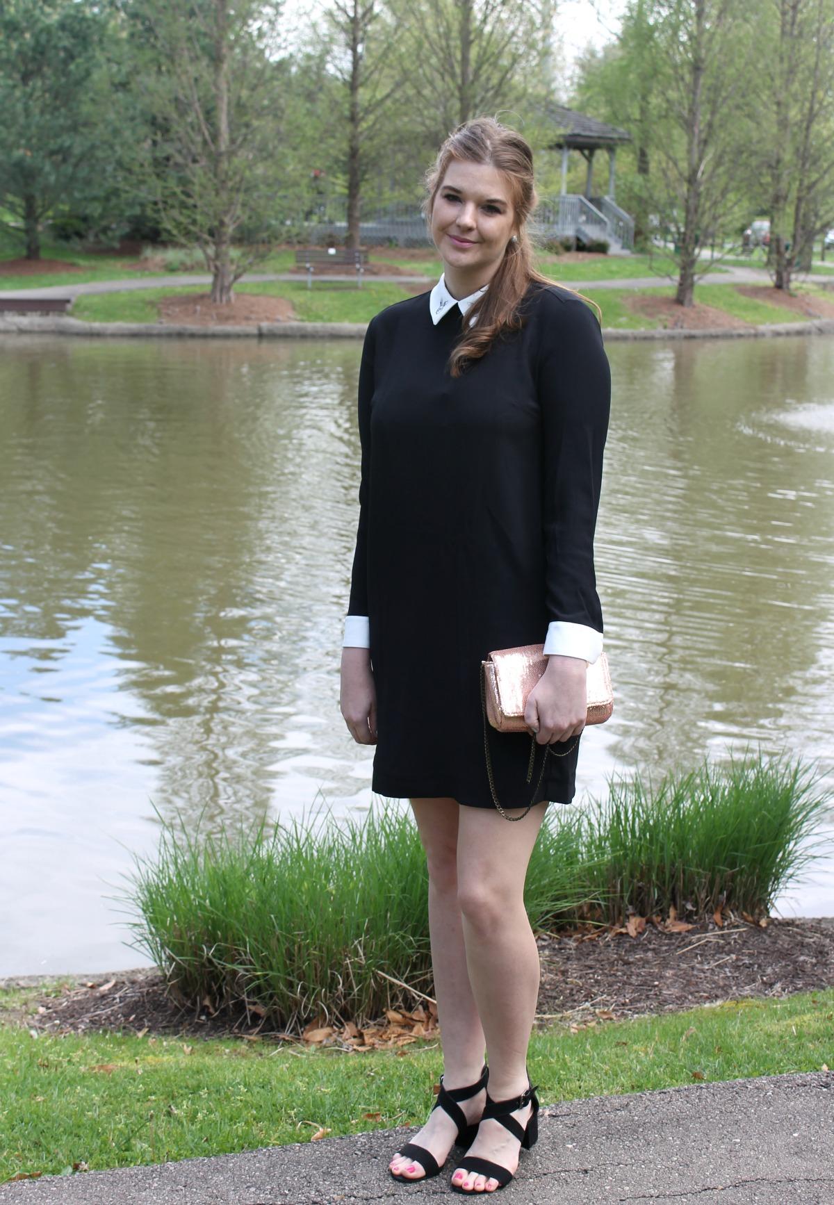 Victoria Beckham Target collared bunny dress I DreaminLace.com