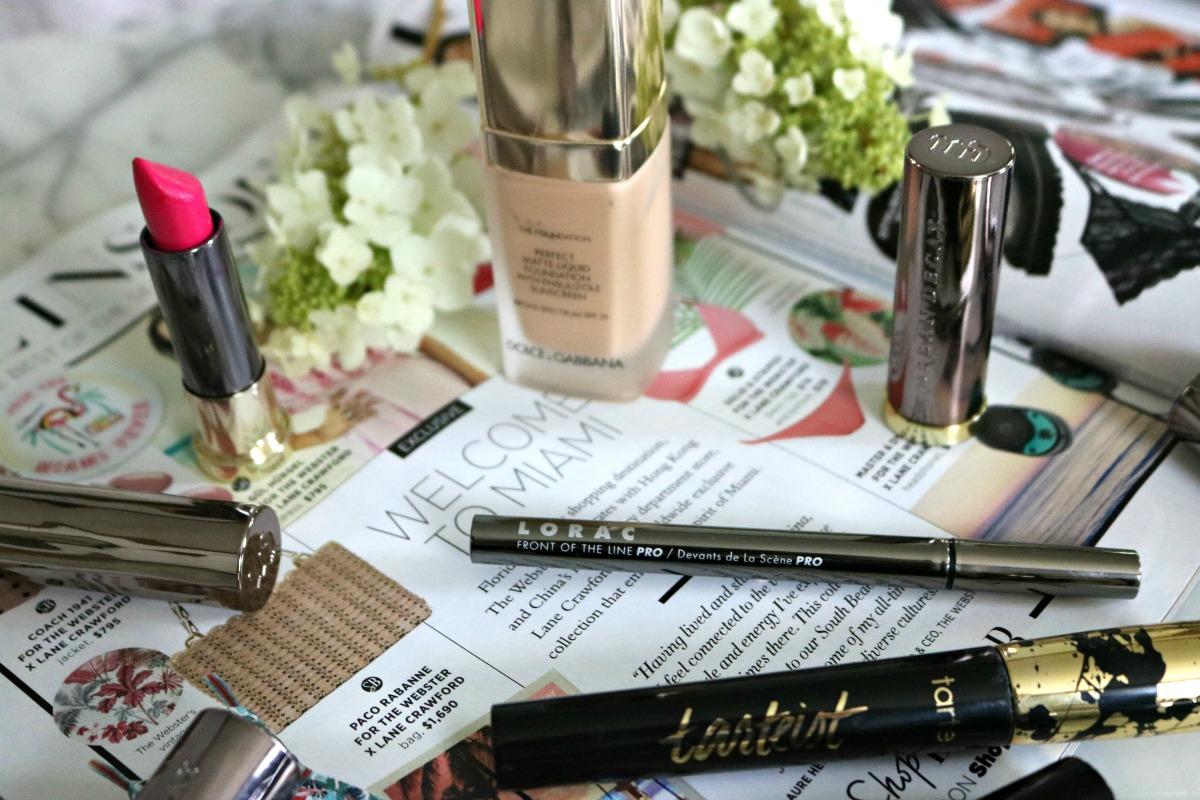 Underrated Makeup Products I Lorac Pro Eyeliner and Tarte Tartiest Lash Paint Mascara
