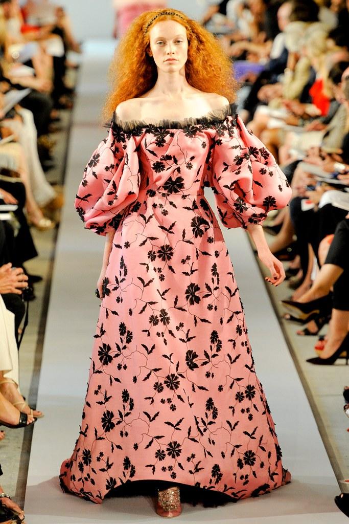 My Dream Cannes 2017 Fashion Looks I Oscar de la Renta Spring 2012