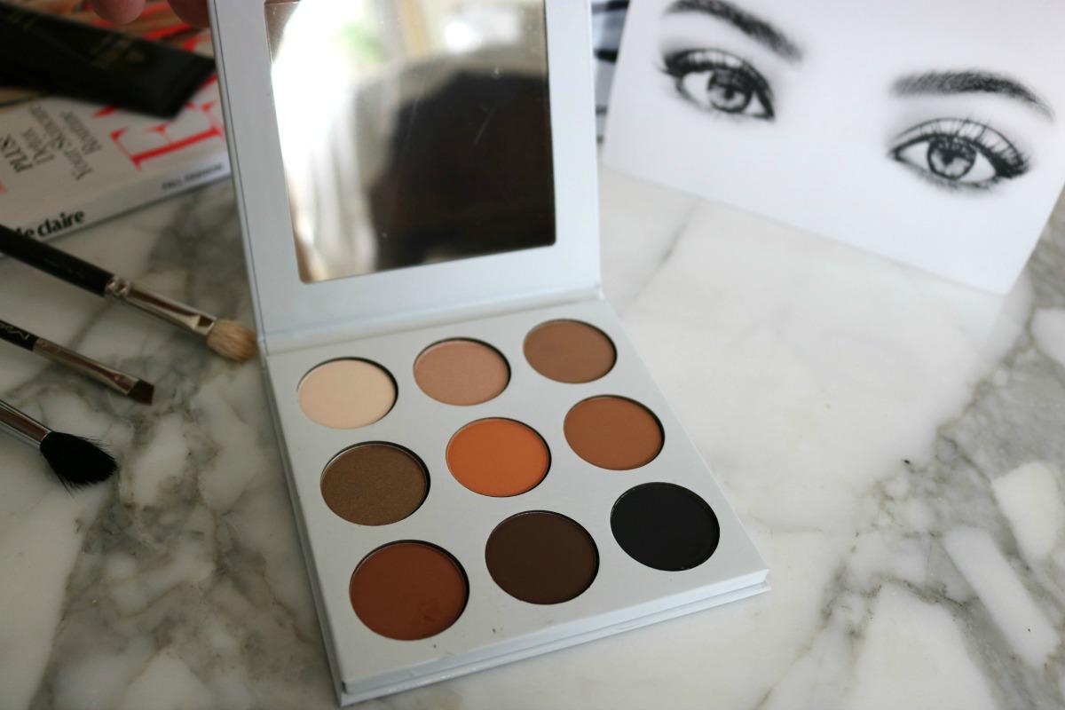 Kylie Cosmetics Bronze Eyeshadow Palette Review I DreaminLace.com #CrueltyFree #CrueltyFreeBeauty