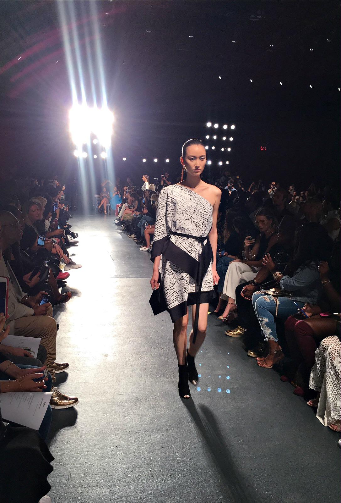 New York Fashion Week Diary : Miguel Vieira Runway