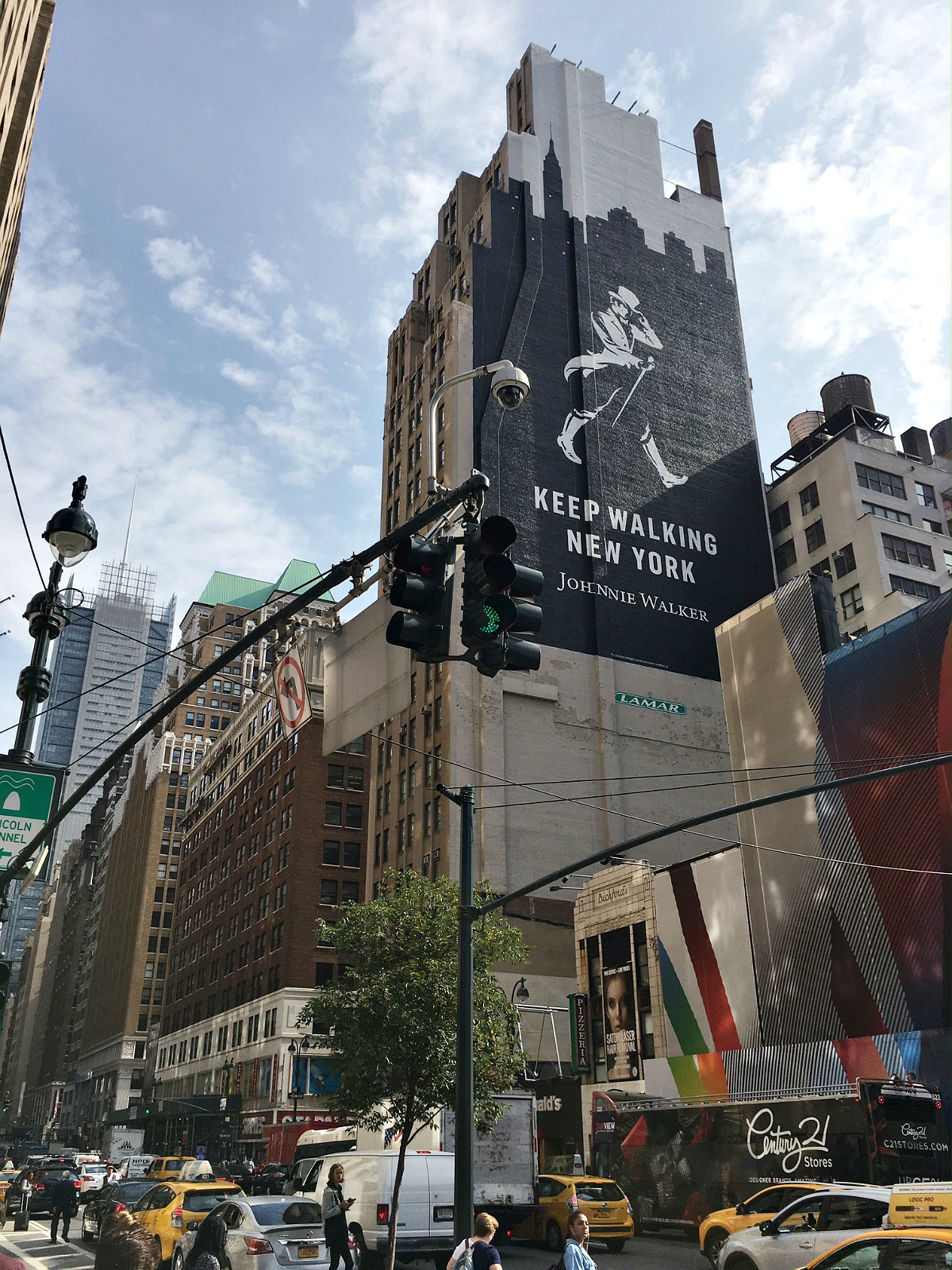 New York Fashion Week Diary : Street Art