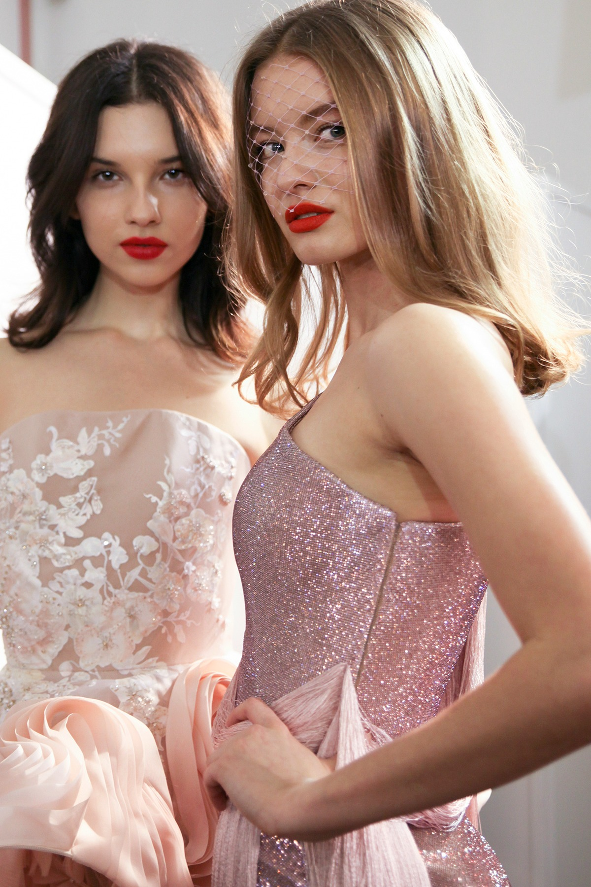 Most Popular Blog Posts of 2018 I Backstage at Ralph and Russo Spring 2018 Couture Runway I Paris Fashion Week #HighFashion #Couture