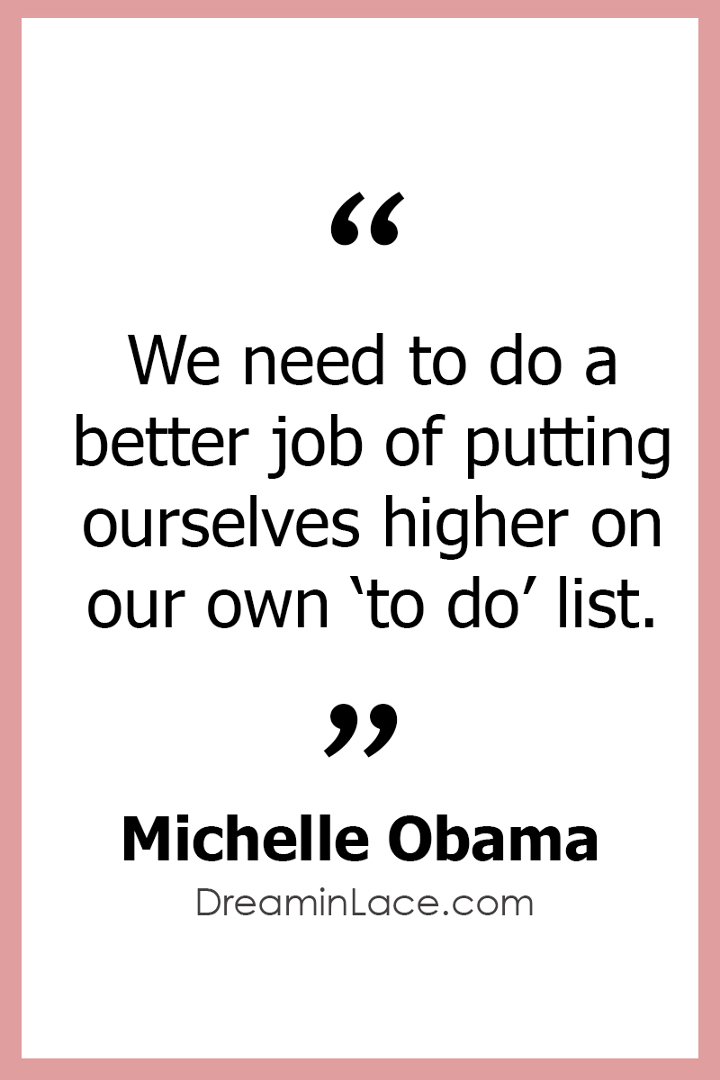 Inspiring Women's Day Quote by Michelle Obama #WomensDay #MichelleObama #Quotes