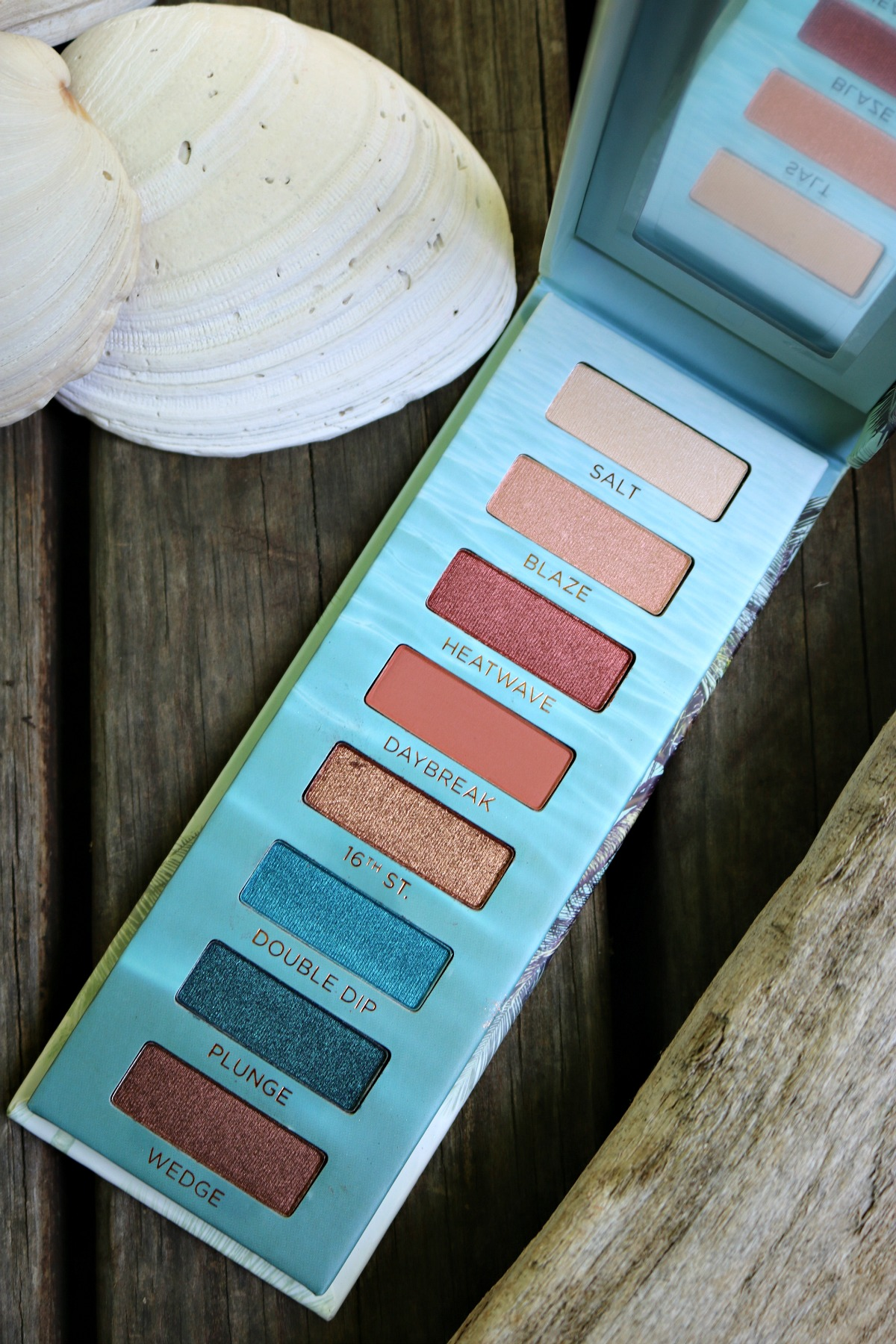 Most Popular Blog Posts of 2018 I Summer 2018 Urban Decay Beached Eyeshadow Palette #SummerMakeup #CrueltyFreeBeauty #CrueltyFree #UrbanDecay