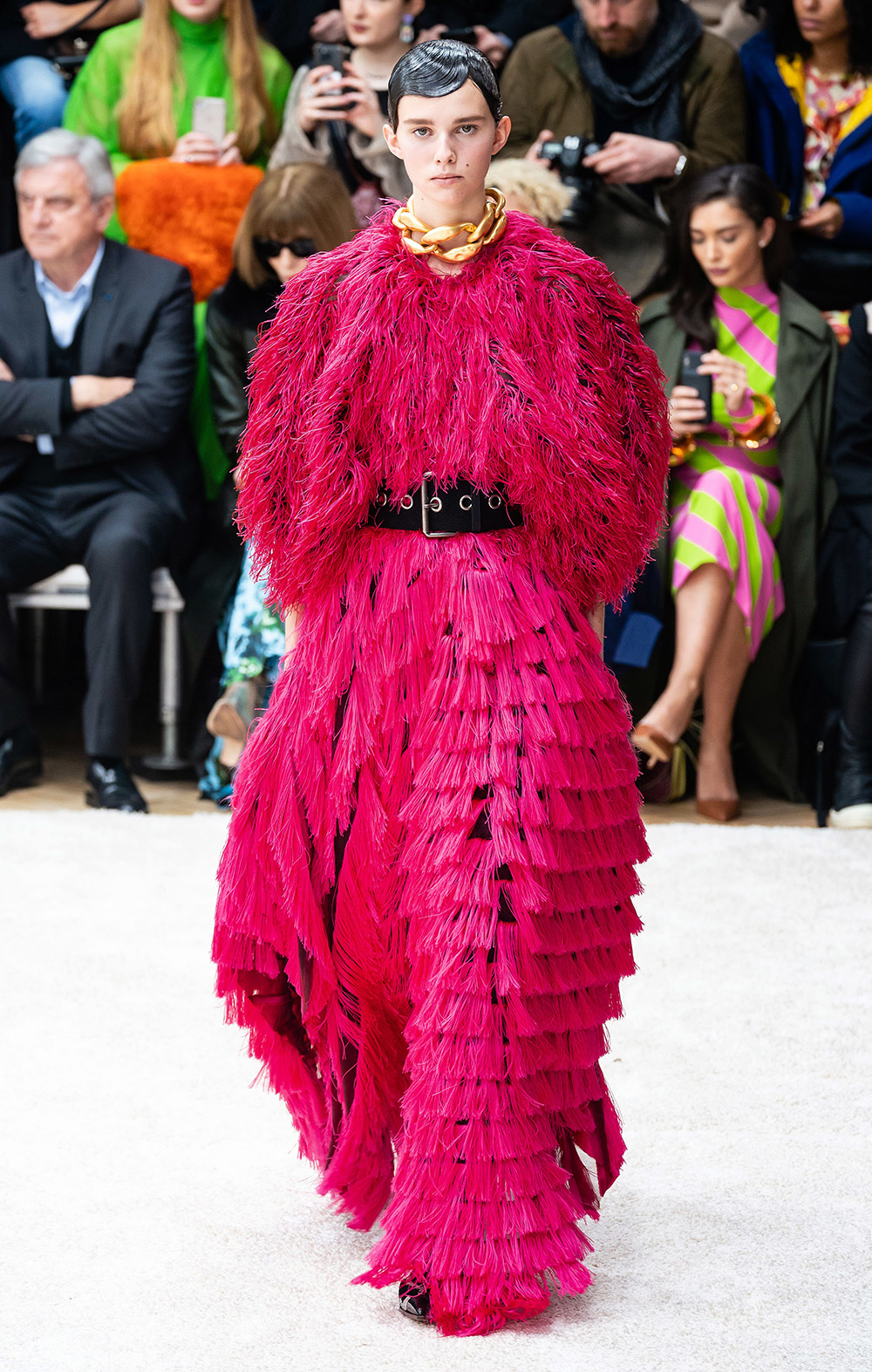 Best London Fashion Week Looks Off the Fall 2019 Runways I JW Anderson #FashionWeek #LFW #DesignerFashion