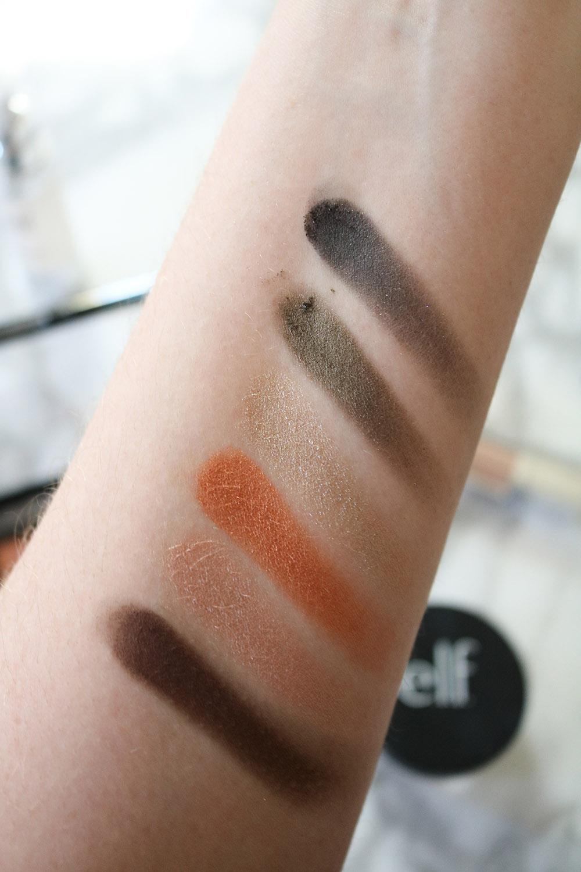 ELF New Classics Eyeshadow Palette Review I Drugstore Makeup #Makeup #DrugstoreMakeup #CrueltyFree #CrueltyFreeBeauty