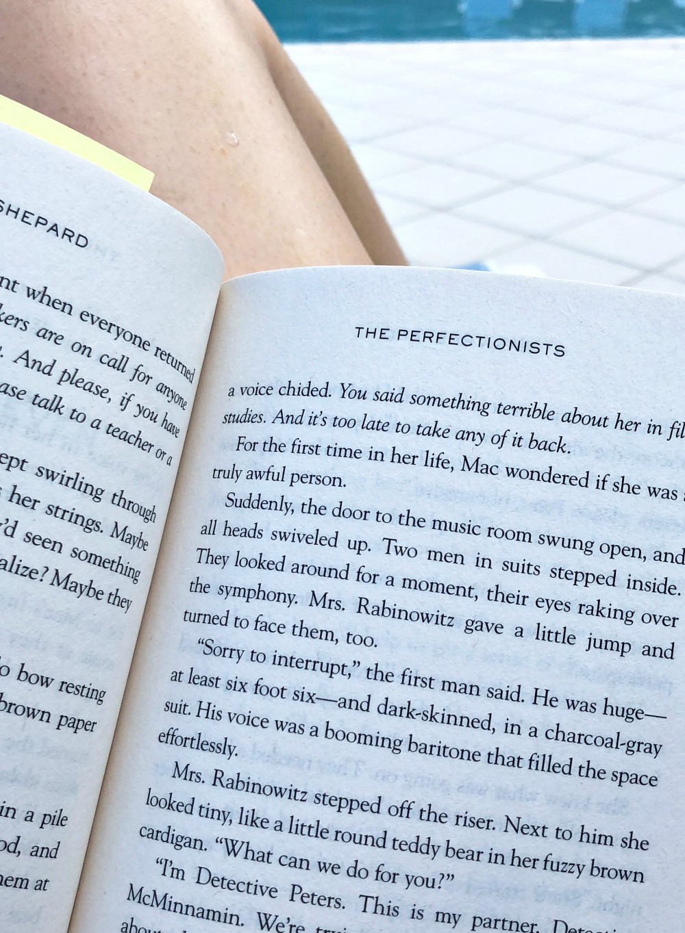 February Book and Film Favorites I The Perfectionists by Sara Shepard #YoungAdult #Fiction