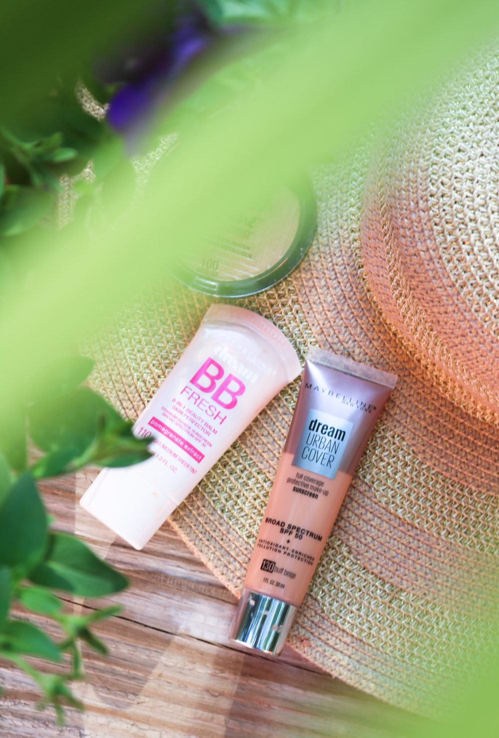 Maybelline Urban Cover Foundation Review I Is it an IT Cosmetics Dupe?? #DrugstoreMakeup #MakeupDupes #SummerMakeup